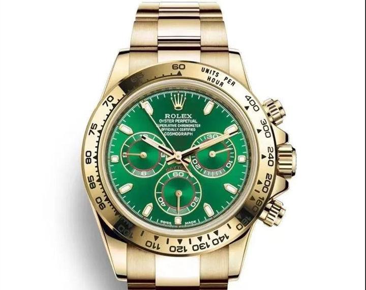 green gold Daytona replica